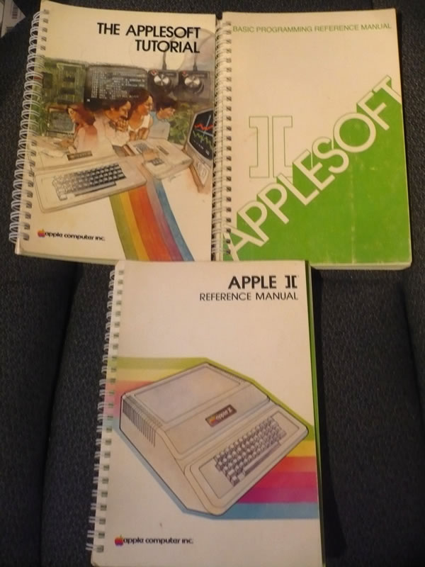 Apple ][ Manuals