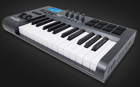 M-Audio Axiom 25 USB MIDI keyboard