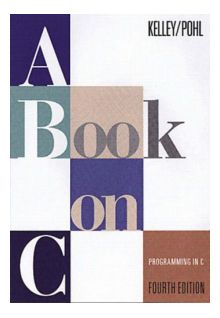 "Cover of ""A Book on C"""