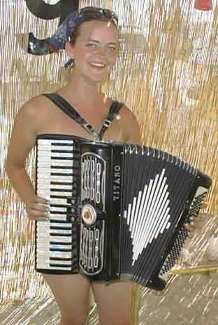 The Second-Best Accordion Picture Ever
