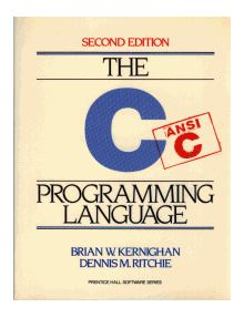 "Cover of ""The C Programming Language"""
