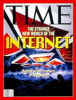 July 25, 1994 issue of Time magazine
