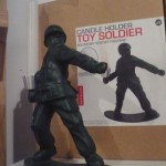 """Toy Soldier"" Candle Holder"