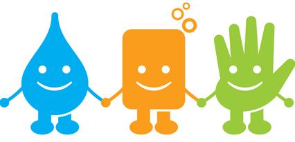 """Logo for """"Global Handwashing Day"""""""