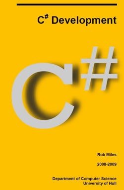 "Cover of the ""C Sharp Yellow Book"""