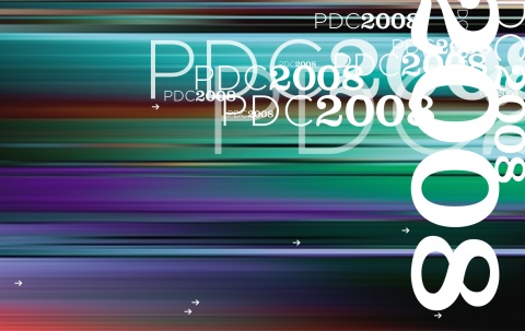 PDC2008 graphic