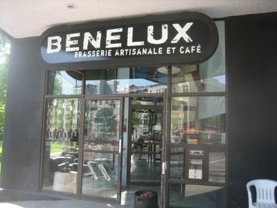 Benelux brasserie artisnale et cafe