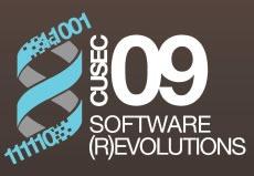 CUSEC 2009 conference logo