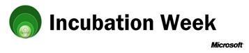 Incubation Week - Microsoft