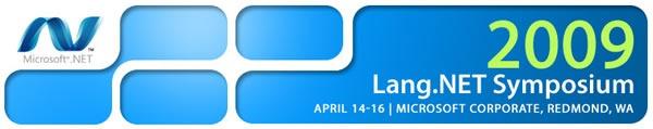 Lang.NET Symposium