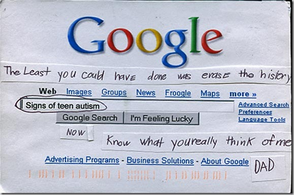 "But this Post Secret postcard shows a believable use case for ""Porn Mode"" on ..."