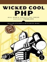 "Cover of ""Wicked Cool PHP"""