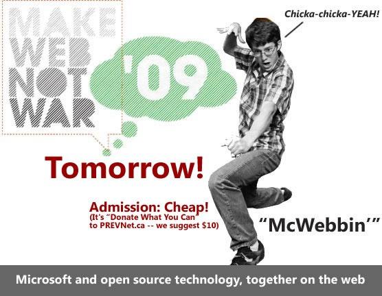 Make Web Not War