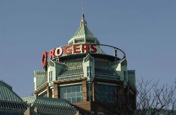 Rogers Building at One Mount Pleasant, Toronto.