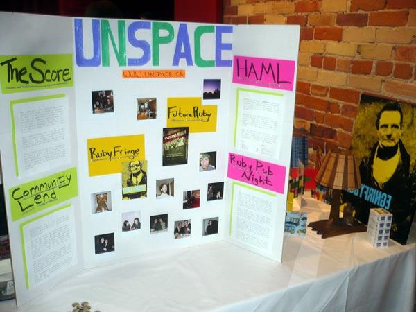 unspace