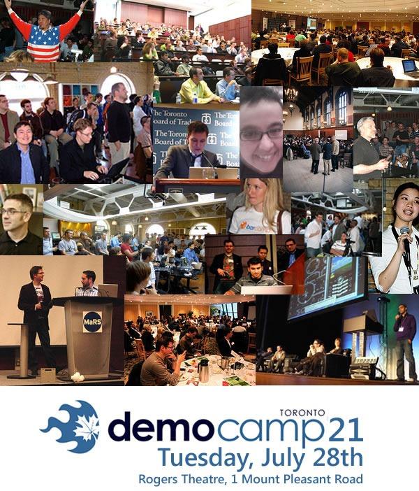 DemoCamp Toronto 21