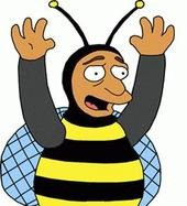 """Bumblebee Man"" from ""The Simpsons"""