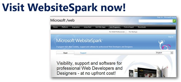 Visit WebsiteSpark now!