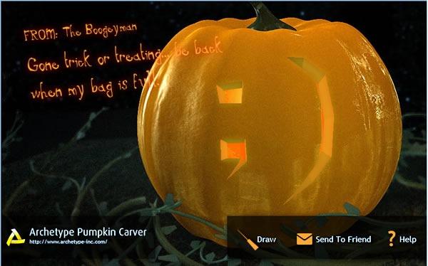 archetype pumpkin carver