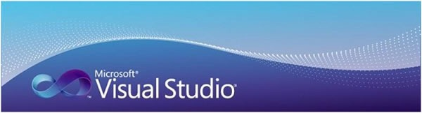 Microsoft Visual Studio new banner