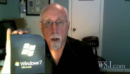 walter mossberg windows 7