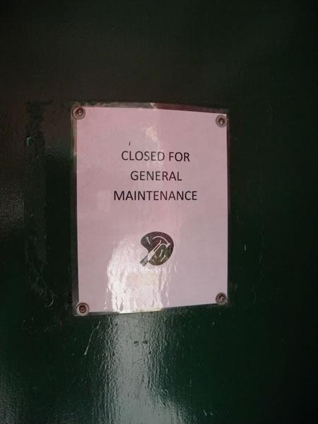 12 closed