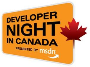 Developer Night in Canada logo
