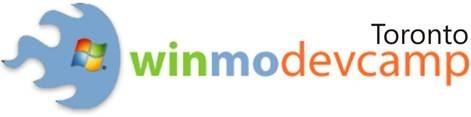Toronto WinMoDevCamp logo