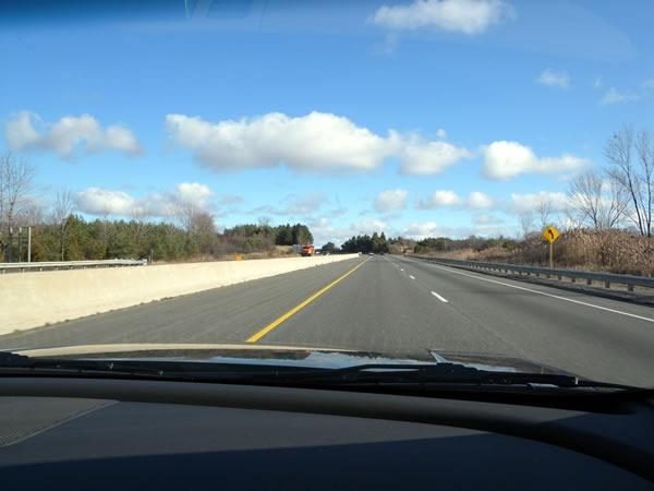 08 open road