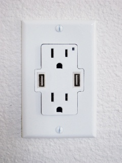 usb power outlet