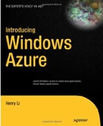 "Cover of ""Introducing Windows Azure"""