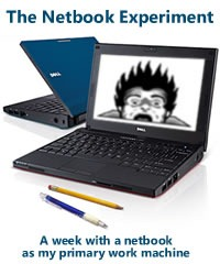 the netbook experiment