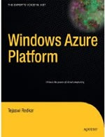 "Cover of ""Windows Azure Platform"""