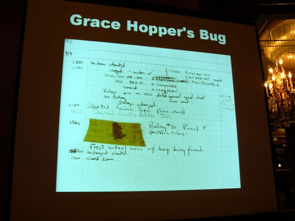 grace hoppers bug