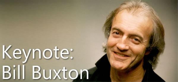 Keynote: Bill Buxton