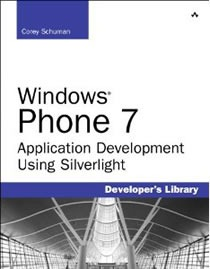 windows phone 7 application development using silverlight