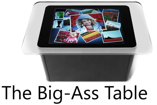 big-ass table