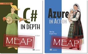csharp in depth azure in action
