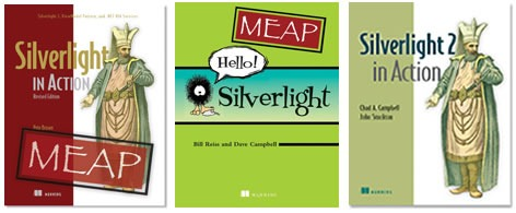 manning silverlight books