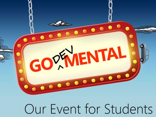Go DevMental: Our event for students