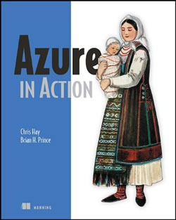 "Cover of ""Azure in Action"""