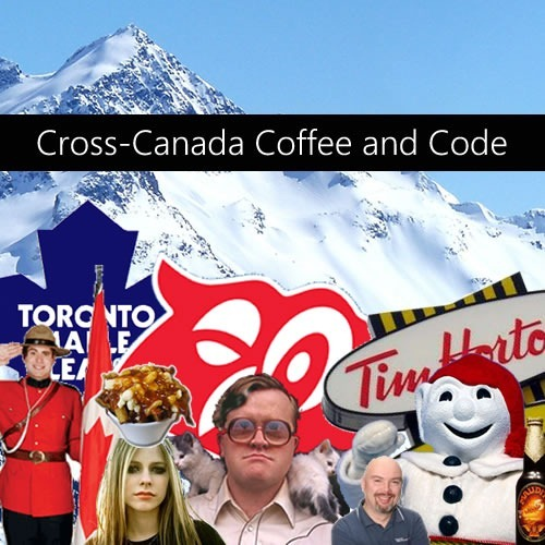 cross-canada coffee and code