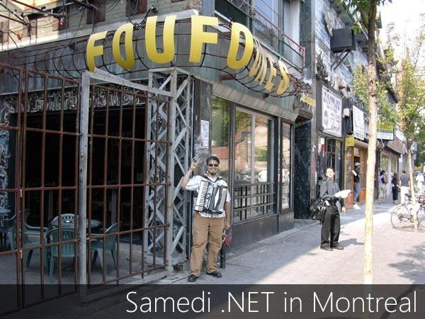 samedi .net in montreal