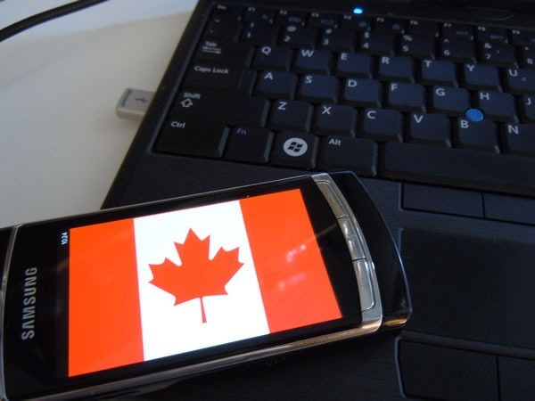 canadian wp7 apps