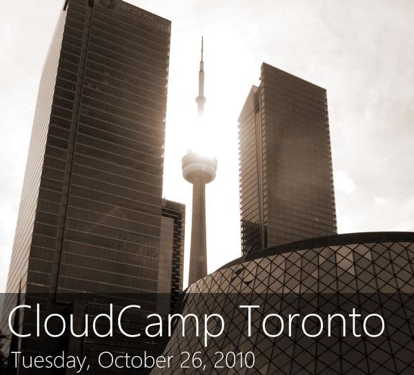 cloudcamp toronto