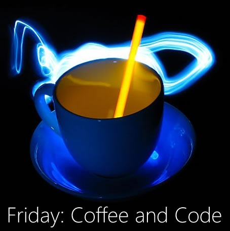 friday - coffee and code