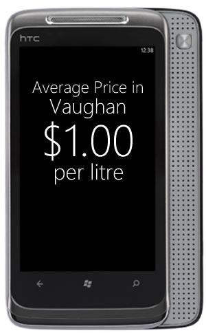 gas app example