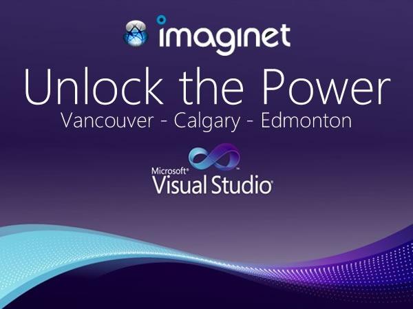 imaginet unlock the power