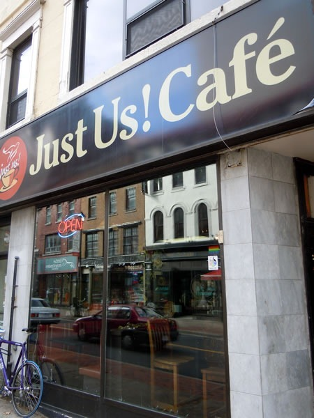 just us cafe