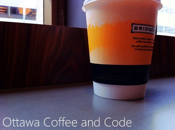 ottawa coffee and code